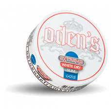 Снюс Odens Cold Extreme White Dry Slim