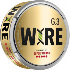 Снюс General Wire G.3 Super Strong