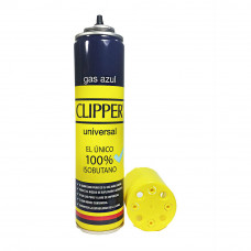 ГАЗ БУТАНОВЫЙ CLIPPER 300 ML.