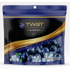 Табак для кальяна Twist  «Ice Blueberry» 50 гр