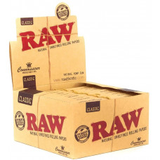 Raw Classic Connoisseur King Size Slim with Tips