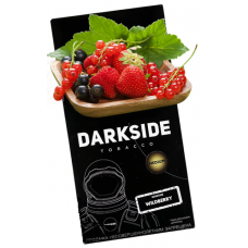 Табак для кальяна Darkside Medium Wildberry (Дикая Ягода, 100 г)